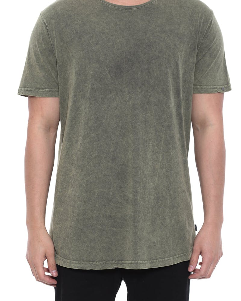 Acid Tail Tee Khaki