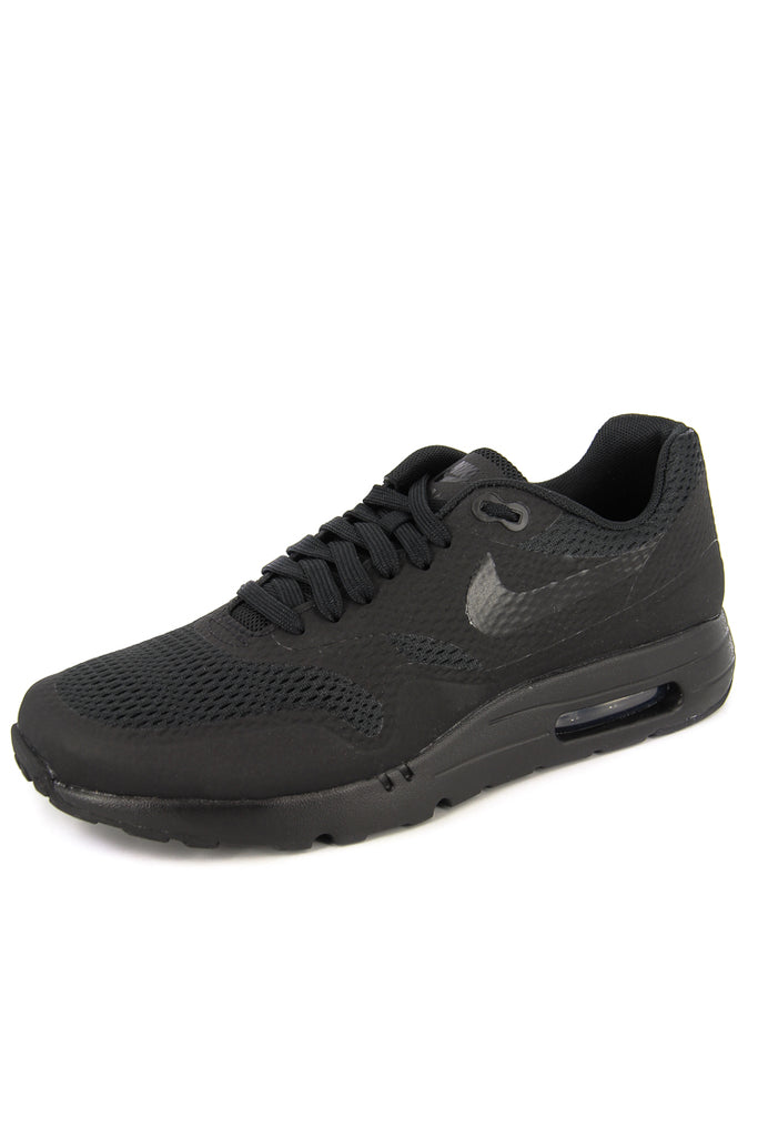 black nike air max 1 nz
