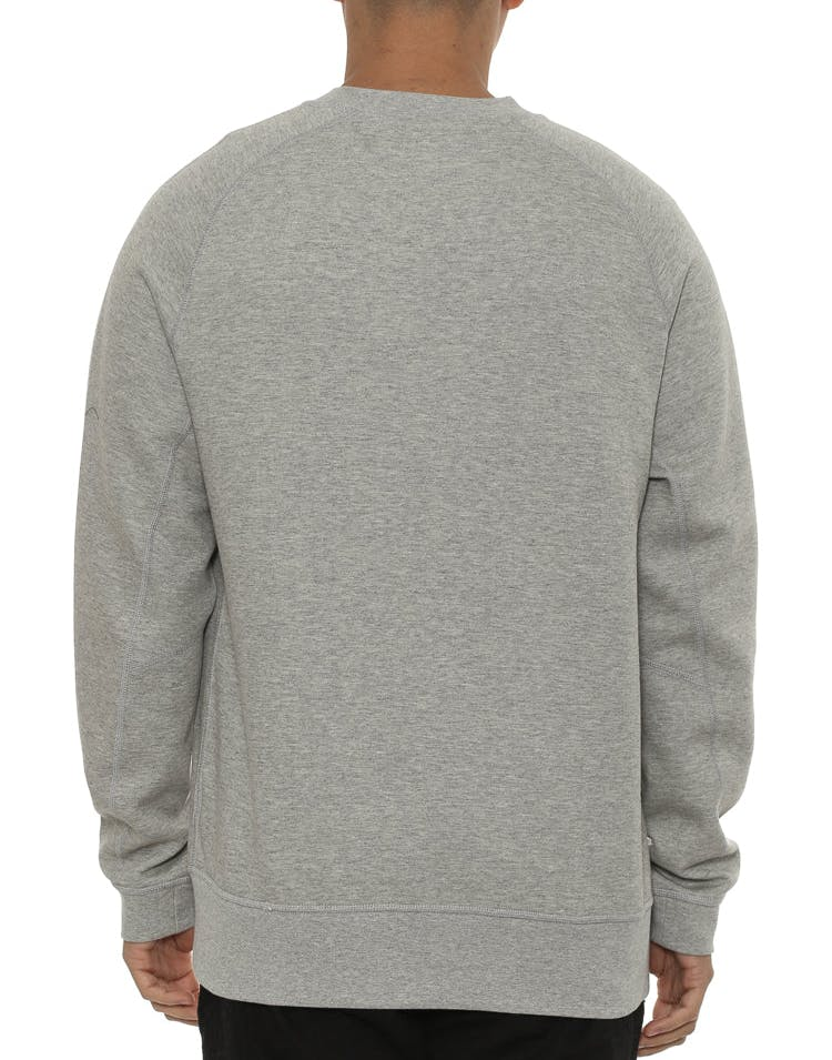 Tech Fleece Crewneck Dark Grey/black