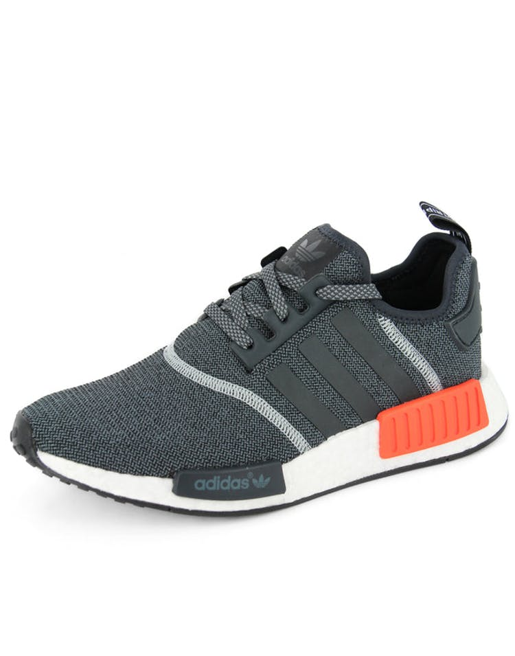 info for 42a26 11d81 Nmd R1 Dark Grey/white