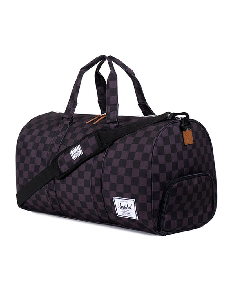 Hersch Bag CO Novel Bag Black/charcoal