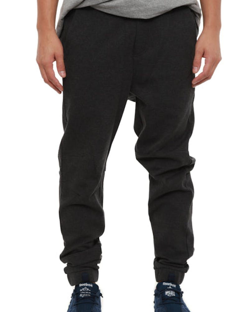 Knit City Pant Black Heather/b
