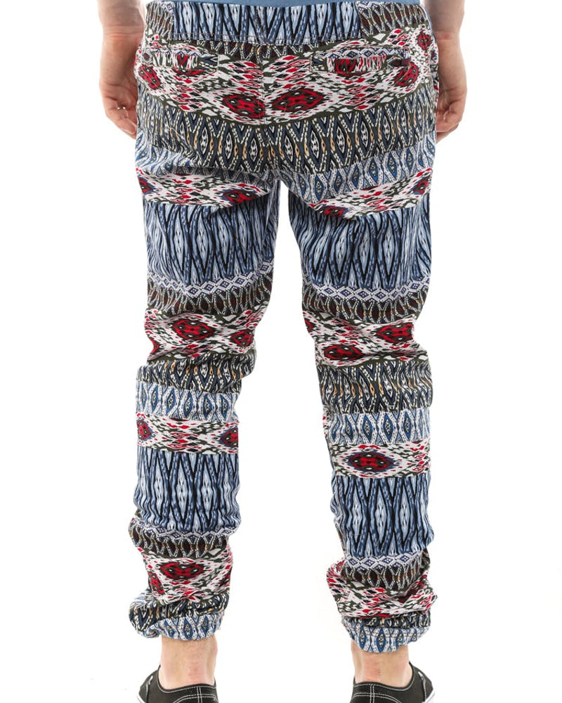 Asante Cinch Pants Indigo
