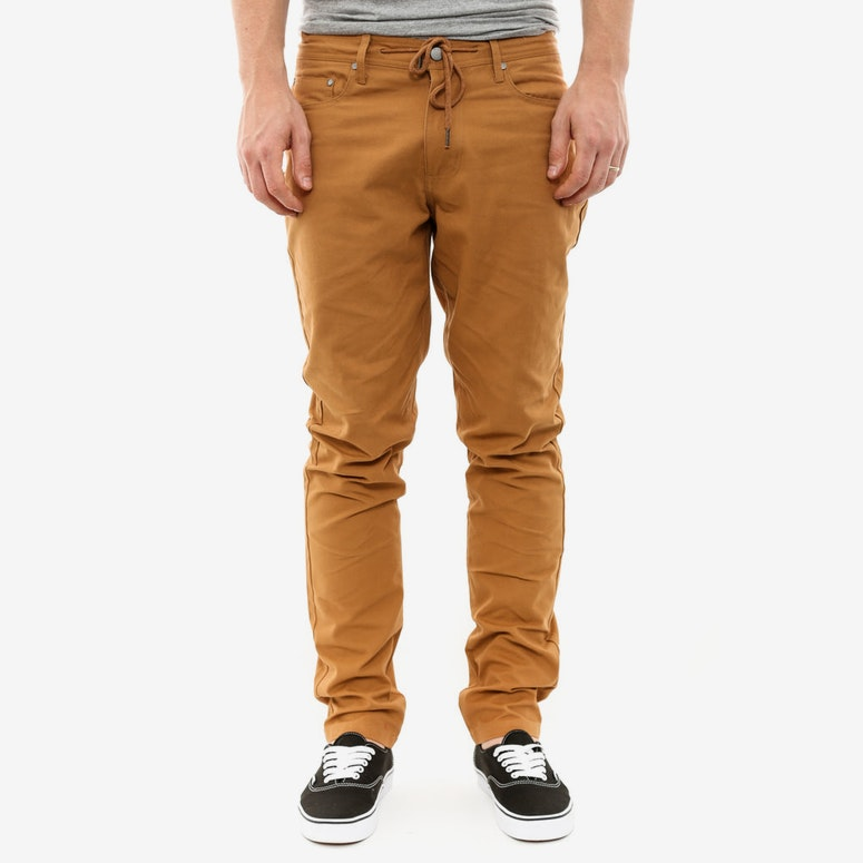 Canvas Daily Pant Camel