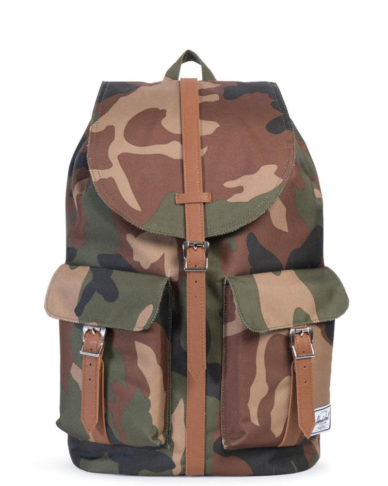 Dawson Backpack Camo/tan