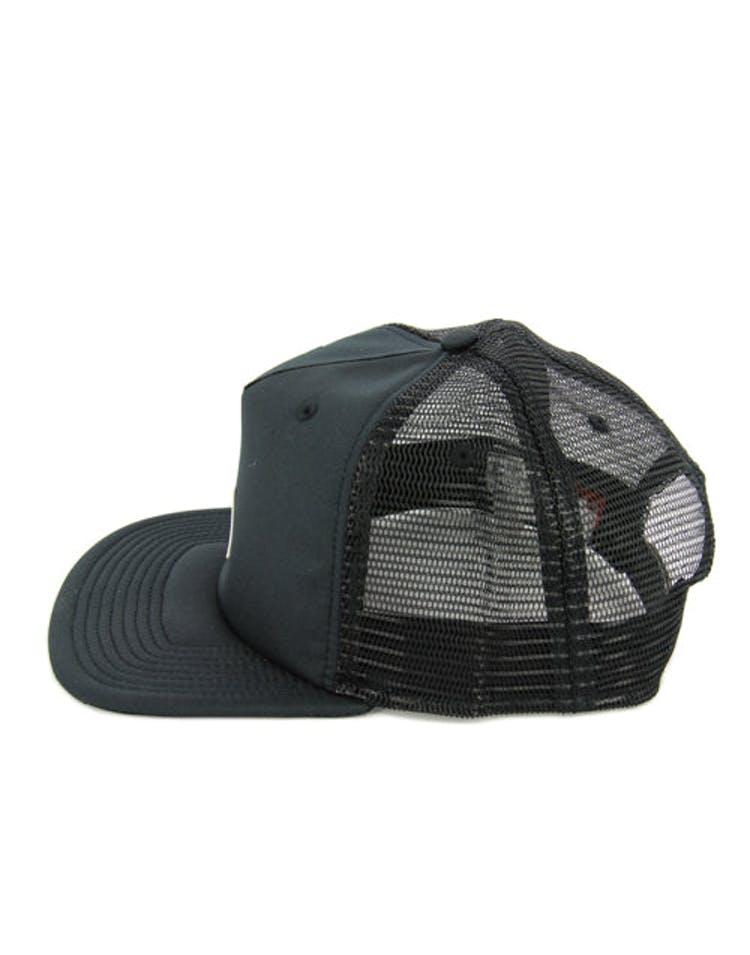 1f61f57f Nike Cush Pro Trucker Snapback Black – Culture Kings NZ