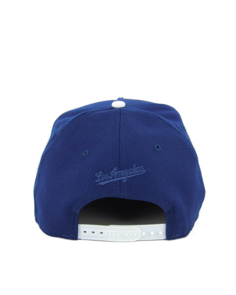 New Era Dodgers CK 940 A-Frame Snapback Dark Royal/whit