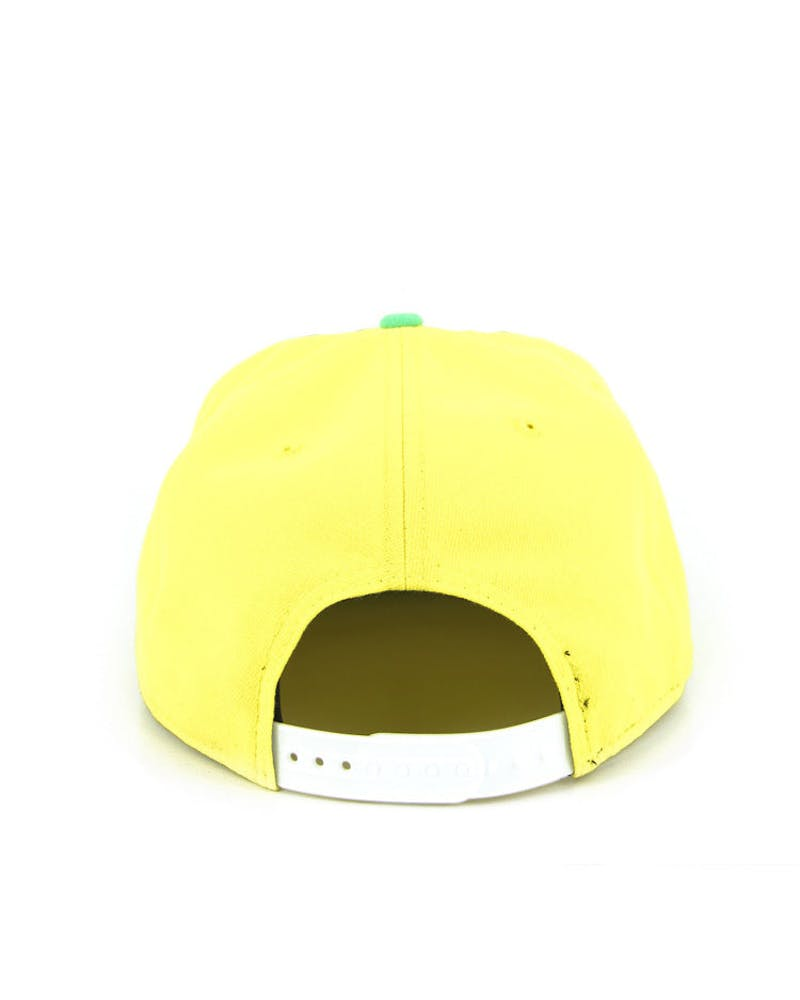 Pittsburgh Pirates Snapback 3 Yellow/green