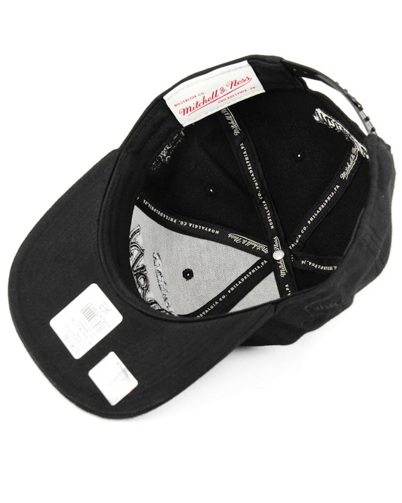 Kings Snapback Black/black