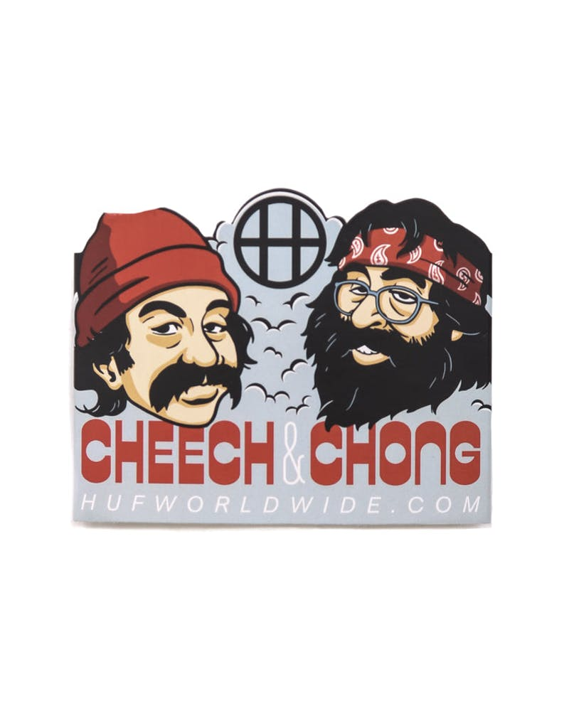 Cheech and Chong 420 Sock Green