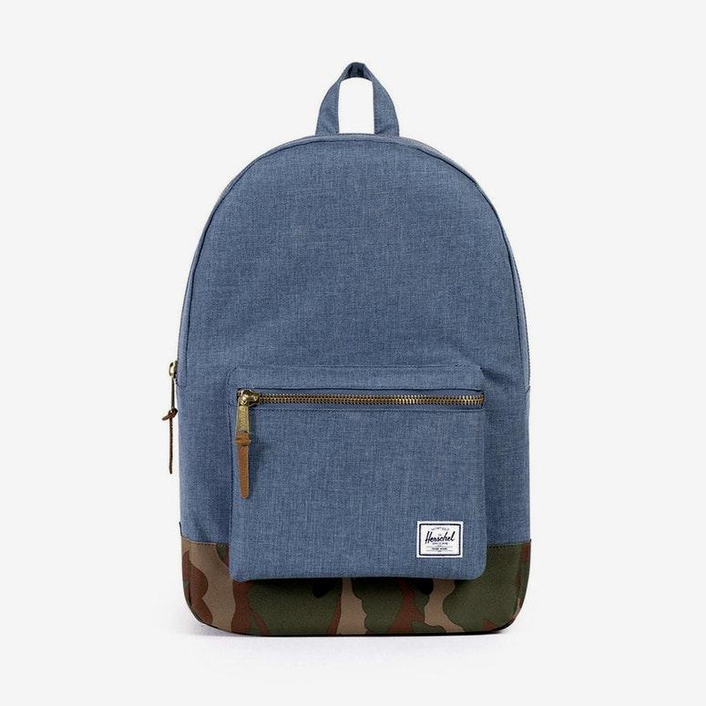 Herschel Bag CO Settlement Backpack 3 Navy camo brown – Culture Kings NZ 93445870074b7
