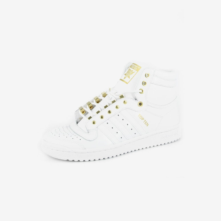 Top Ten HI White/white