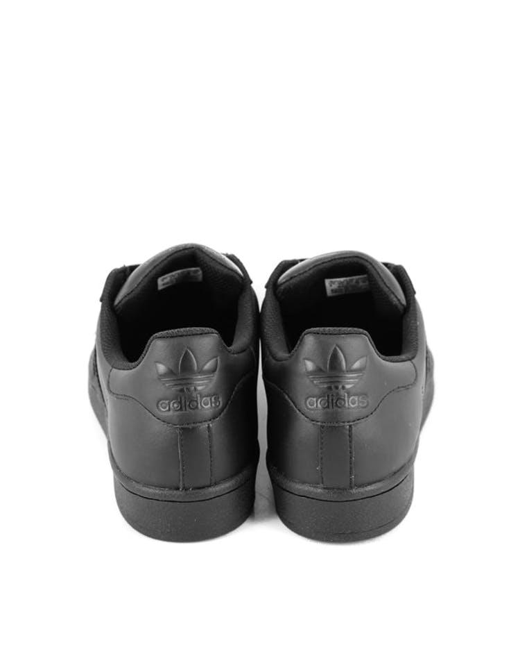 innovative design ffb9f f53e0 Superstar Foundation Shoe Black/black/bla