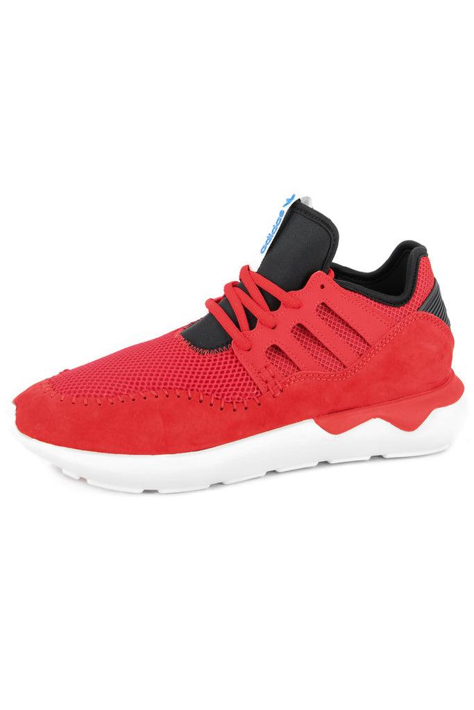 ... on feet images of Adidas Originals Tubular – Moc Runner Rojo Rojo Negro  – Tubular Culture ... d79789aa2