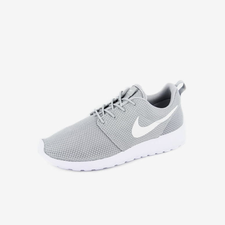 half off 5e226 6dc92 Roshe One Grey white