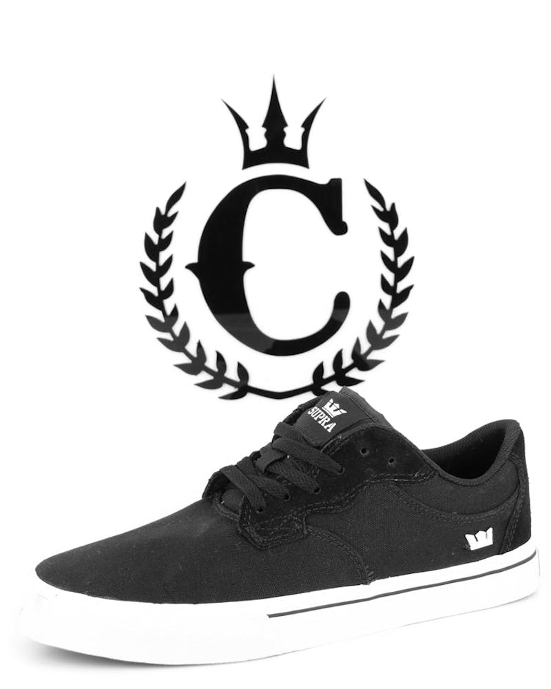 Axle Low Black/black/whi