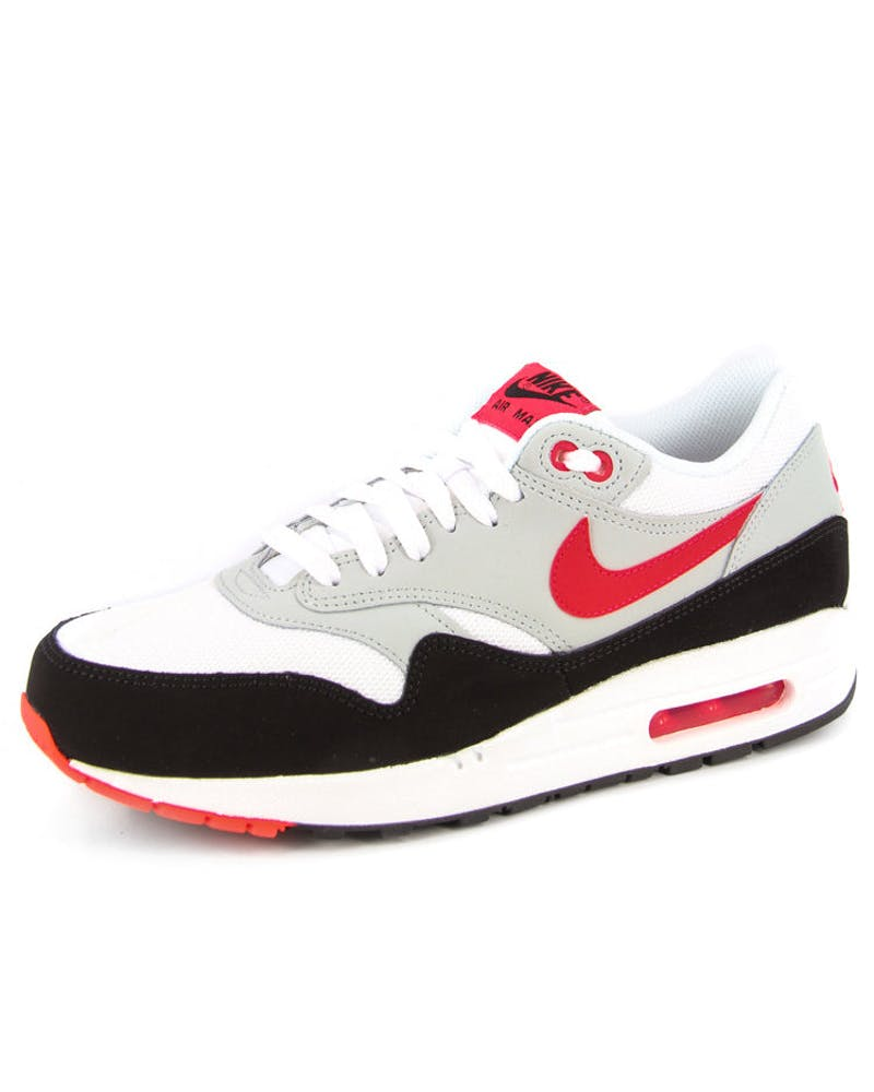 Air Max 1 S Essential White/red/black