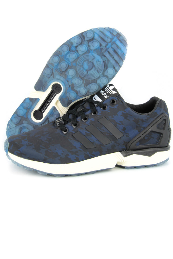 black and gold adidas zx flux for sale nz