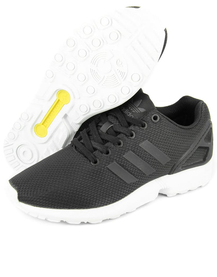 best website a4f4c b6f58 ZX Flux Black/white