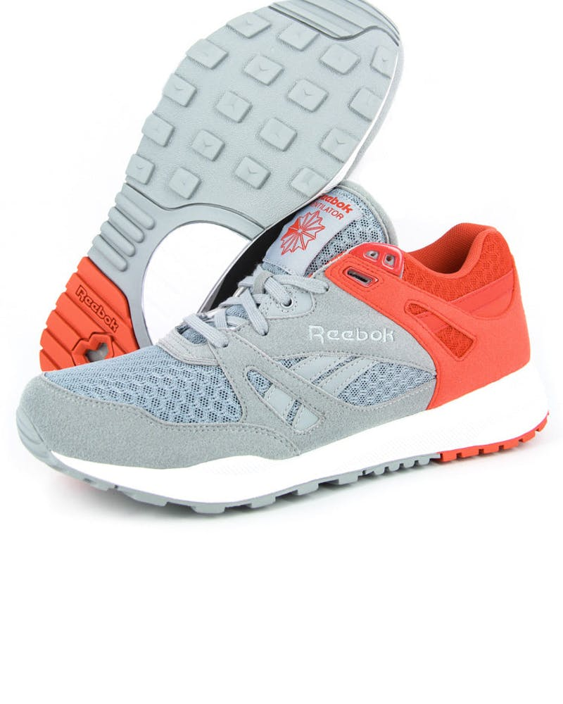 Ventilator Grey/red/white