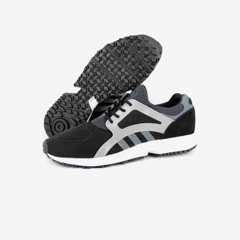 Racer Lite Black/grey/silv