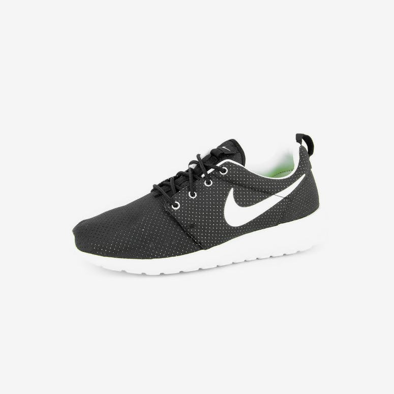 huge selection of ab12a 0621d Roshe One Black white