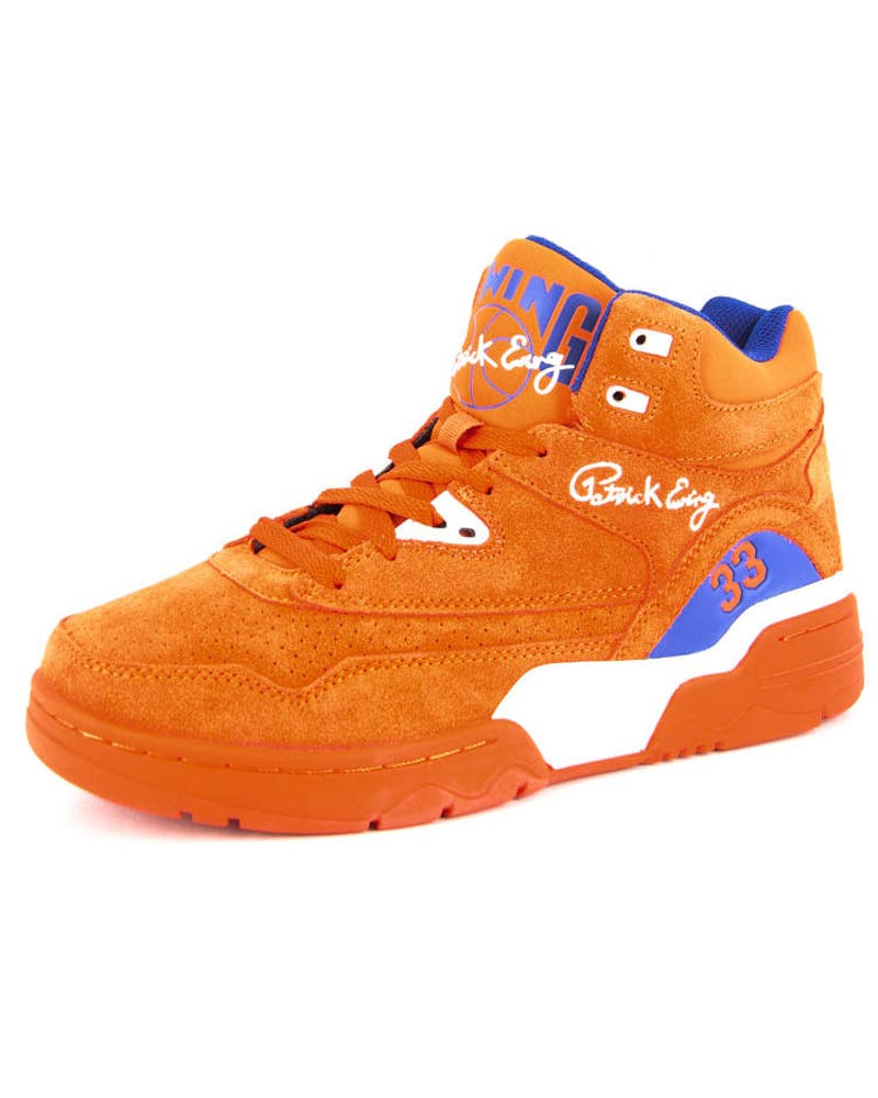 Guard Hightop Orange/white/bl