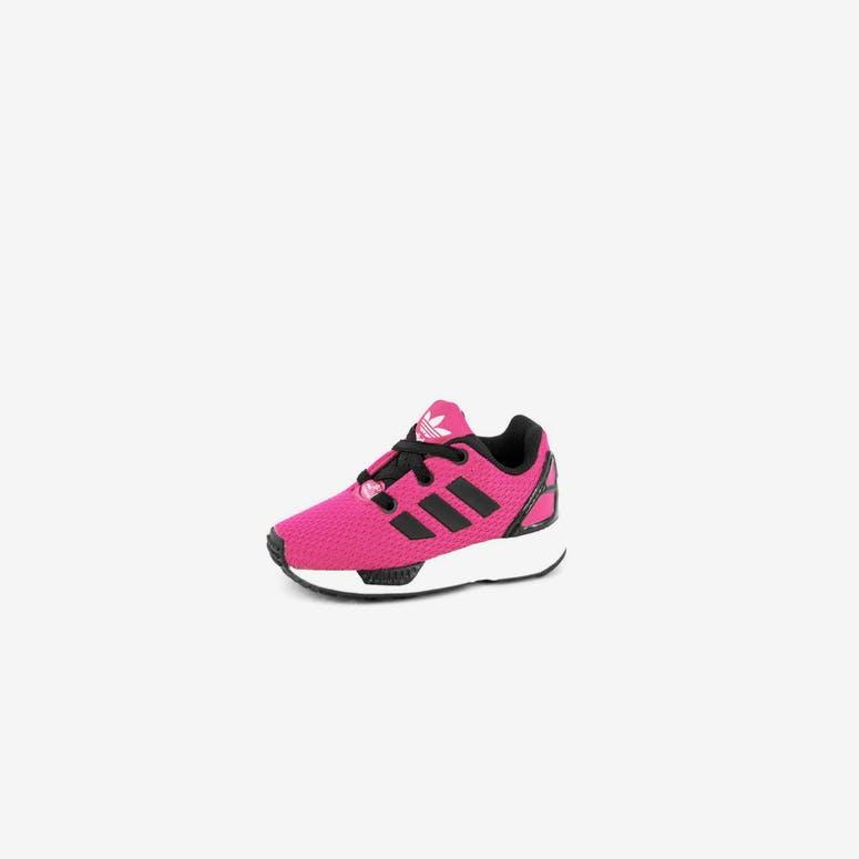 67113953e7c5 Adidas Originals ZX Flux Toddler Scarpe Pink black whit – Culture ...