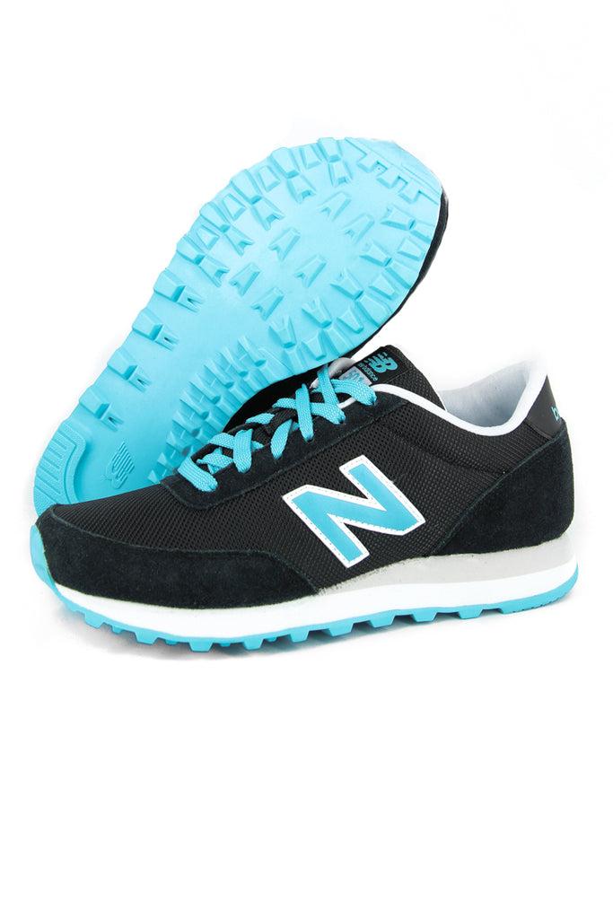Womens NB 501 Black/blue