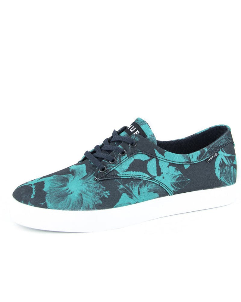 Sutter Low-top 2 Navy/teal