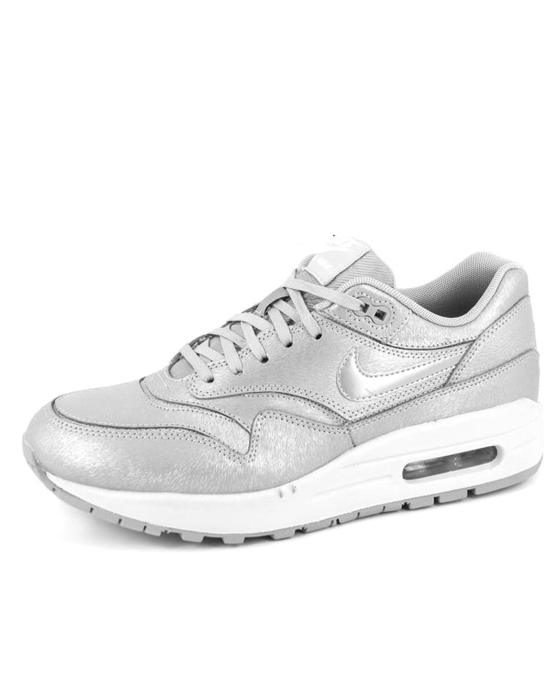 Womens Air Max 1 Cut Out Grey/grey