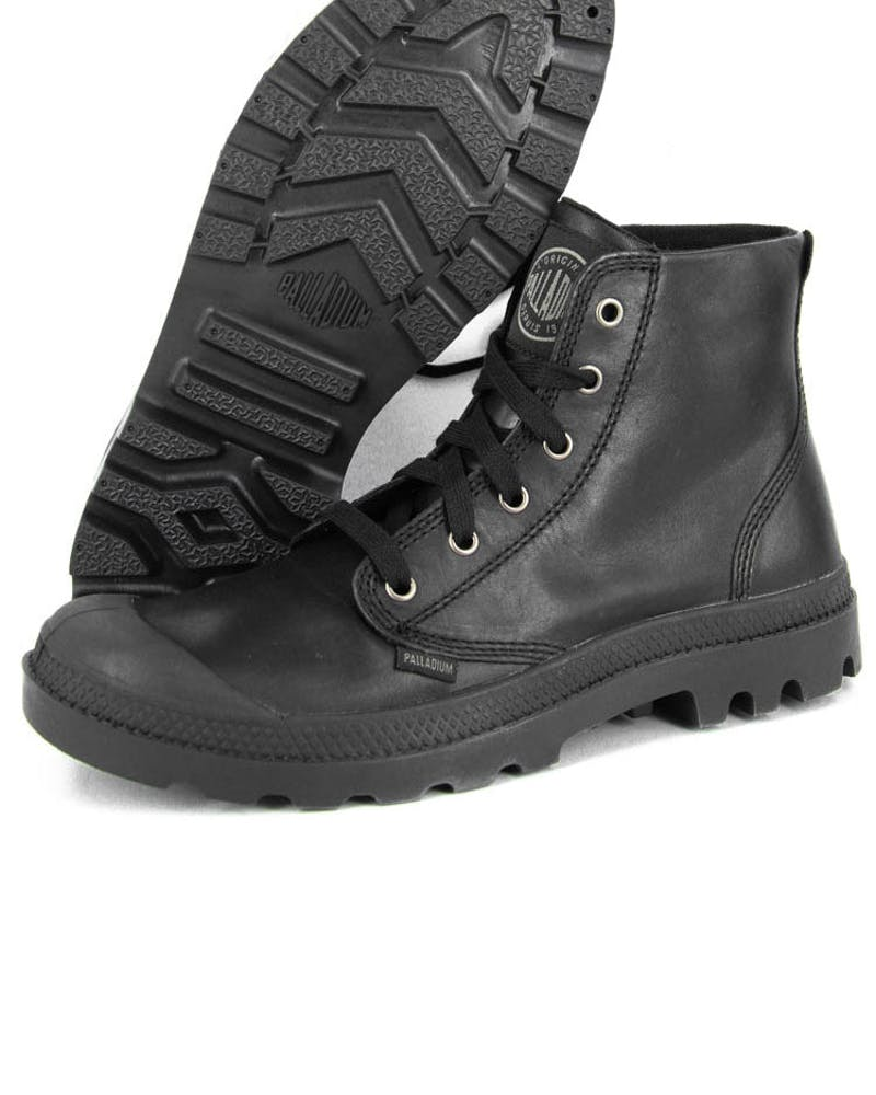 Pampa Leather HI Black