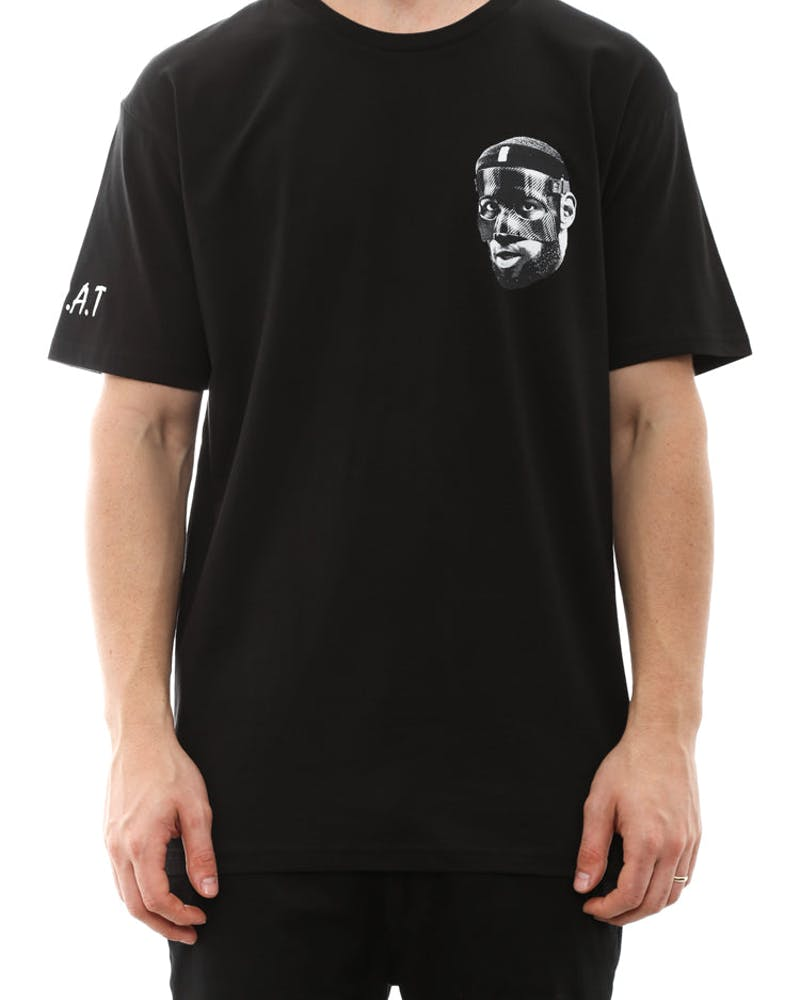 Lebron James G.s Tee Black