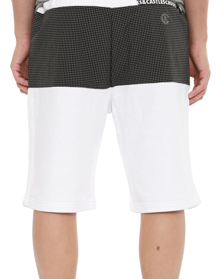 Bombay Sweat Short White