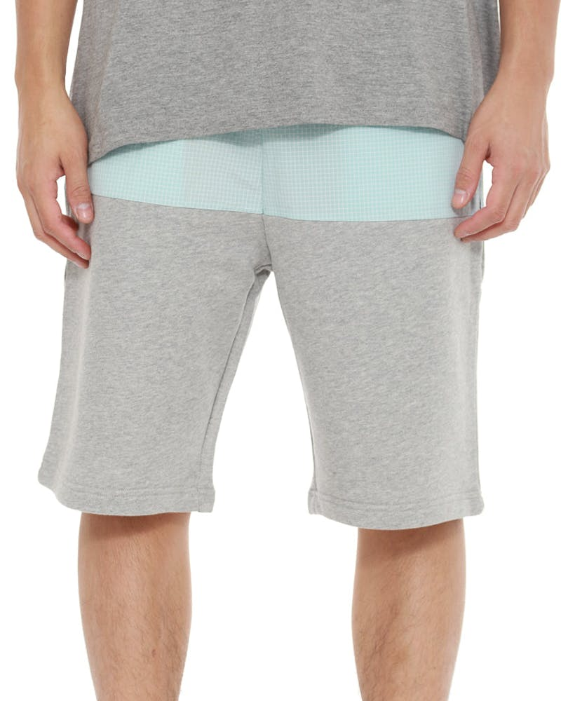 Bombay Sweat Short Grey