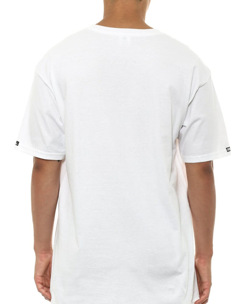 Swindle V.2 Tee White