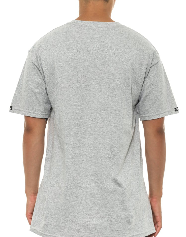 Bandusa Tee Heather Grey