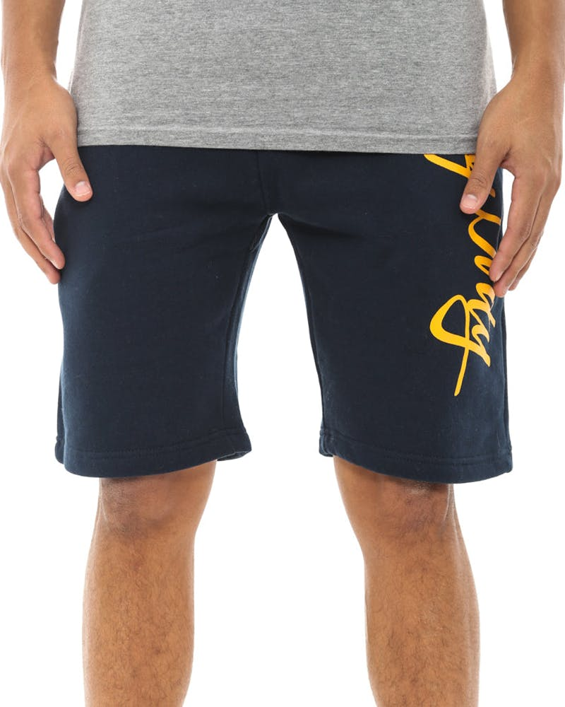 Play Dirty Script Short Navy