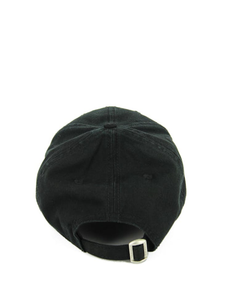 New Era Yankees Washed 9FORTY Strapback Black/white