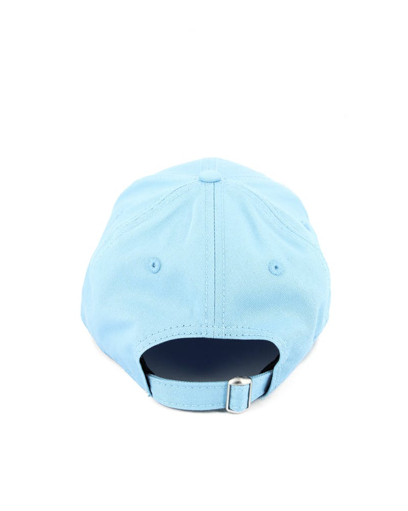 New Era Yankees 9FORTY Strapback Light Blue/whit