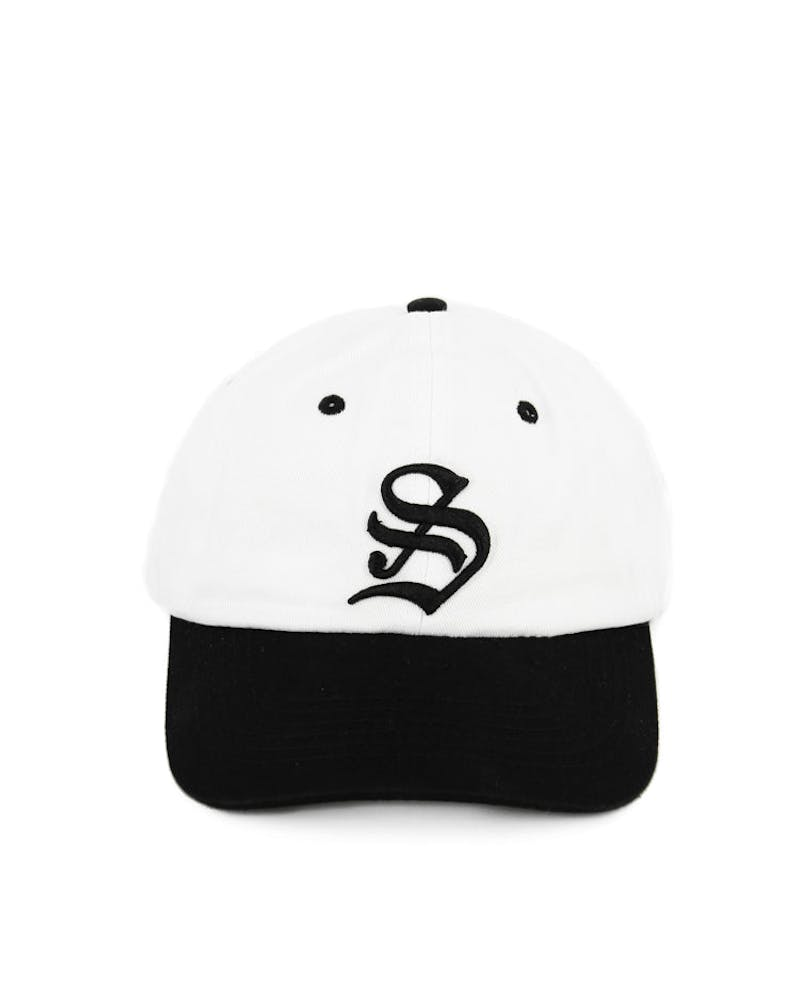 English Country Cap White