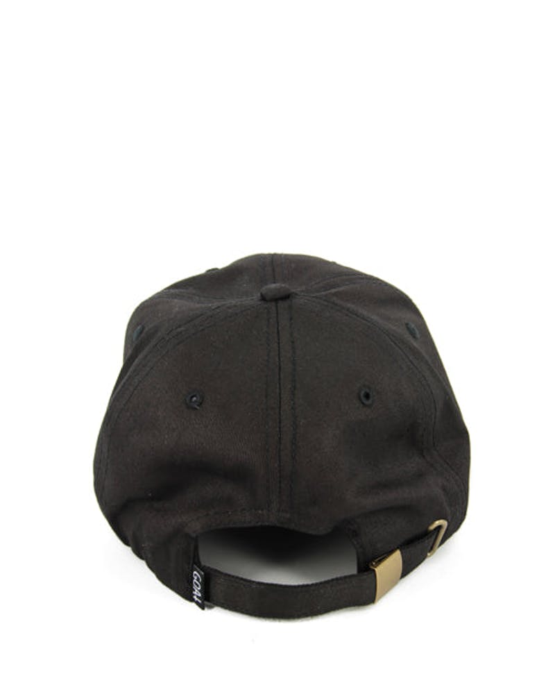 Money Bags Strapback Black