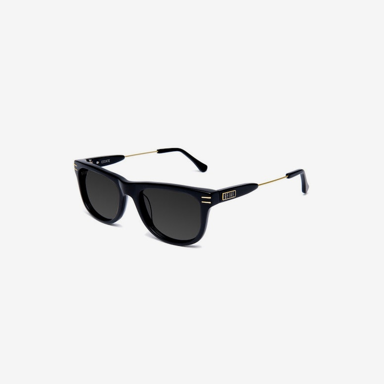 Estate Sunglasses Black/gold