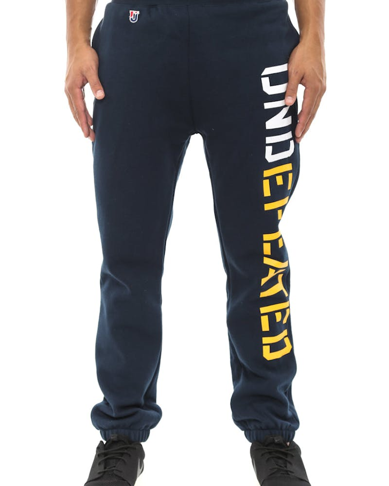 Undefeated Sweatpant Navy