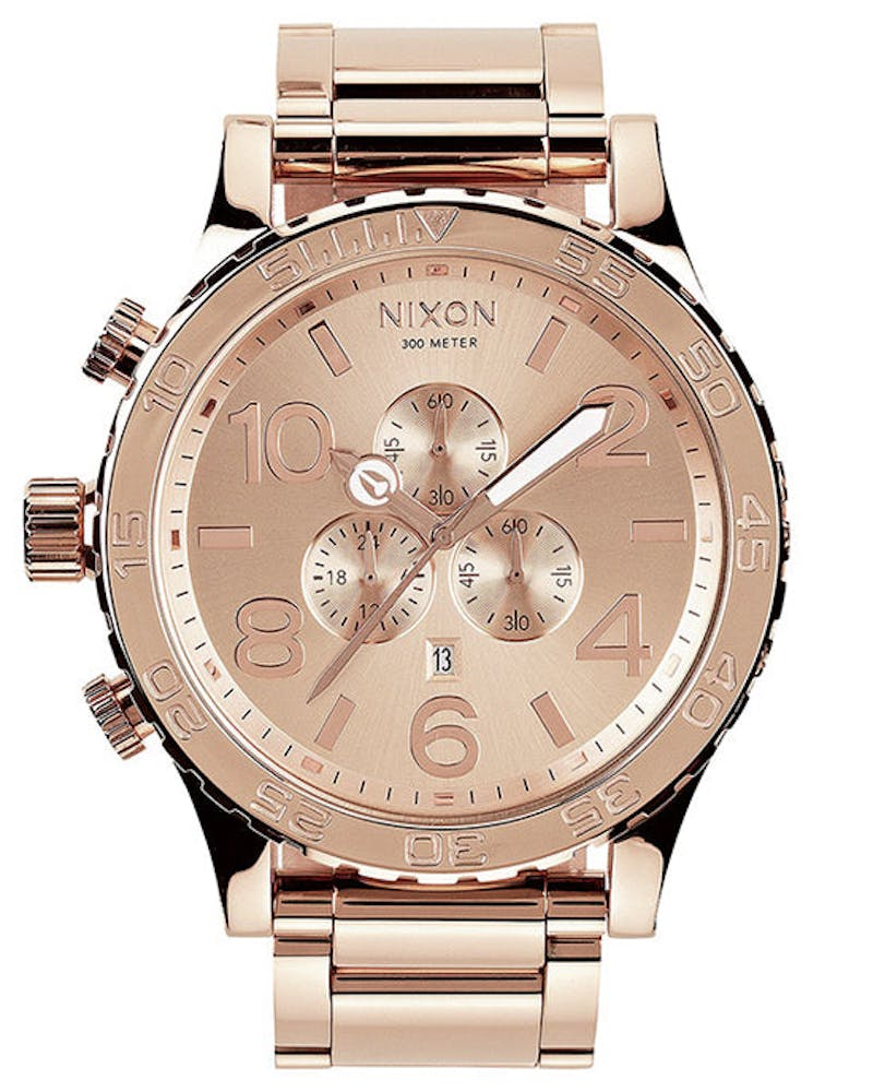 51-30 Chrono Rose Gold